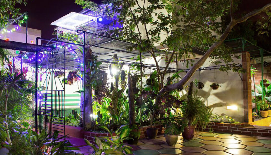 for Hostal ciudad jardin